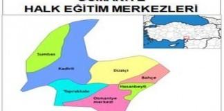 osmaniye hem osmaniye halk eğitim merkezi